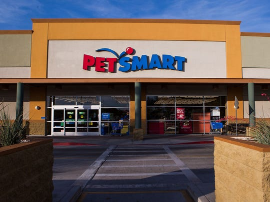 PetSmart,hiring 300.The company provides pet supplies