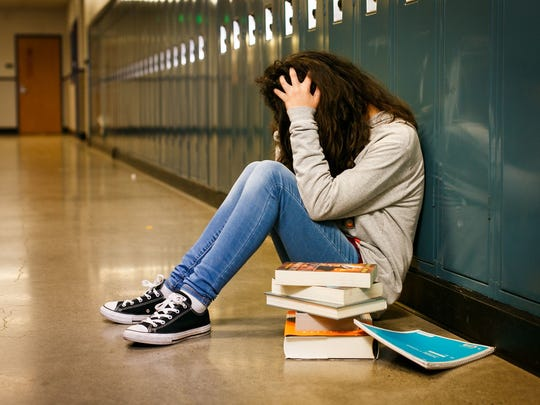 Making sure students and their parents have access to mental health information is vital, Maureen Forman writes.