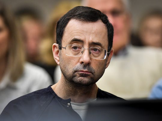 """Michigan State University will establish a new fund """"to assist with the cost of counseling and mental health services for former patients of Larry Nassar."""""""