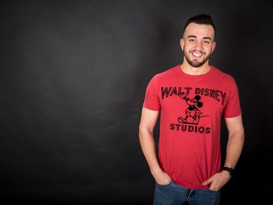 Port Huron native Joe Santoni is part of Disney's new