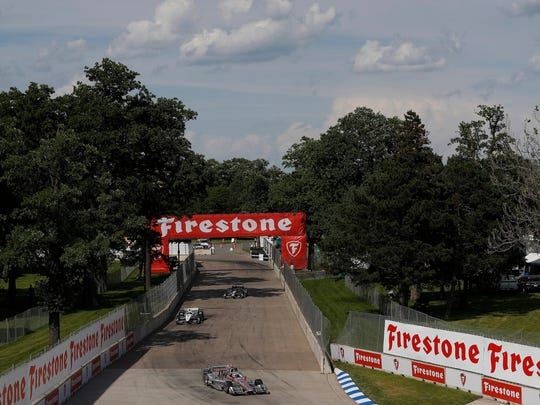"""Will Power has won twice on Belle Isle and is the most recent Team Penske driver to visit Victory Lane for Detroit's """"hometown"""" team in 2016."""