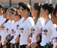 PHOTOS: Essex softball takes on North Country