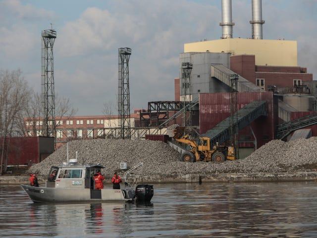 DTE's Conners Creek plant: Bids sought for Detroit site