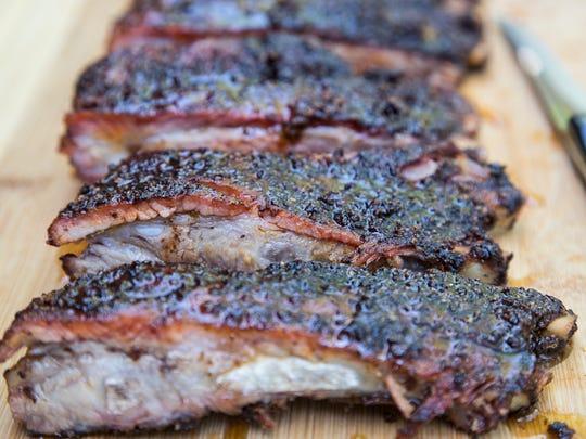 Mabel's Pork Ribs,