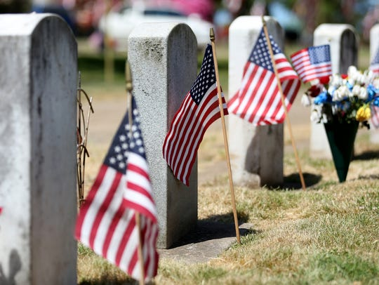 Memorial Day Service:The American Legion Mt. Angel Post No. 89 will host its annual Memorial Day service to remember those who died in active military service, 9:30 a.m. May 27,Calvary Cemetery, 1015 N Main St, Mt. Angel.