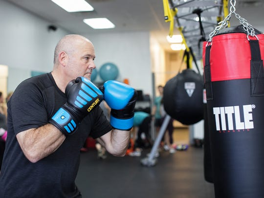 Sweat Therapy Fitness is offering new boxing workouts