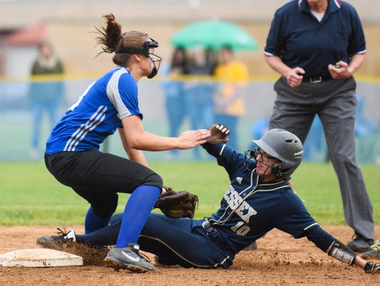 Colchester vs. Essex Girls Softball 06/05/18