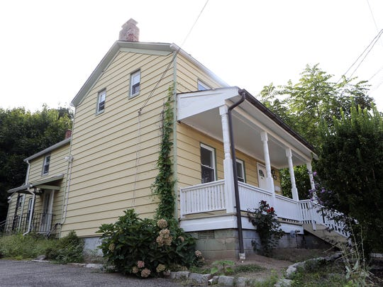 A two-family home on Jackson Avenue in Nyack was bought