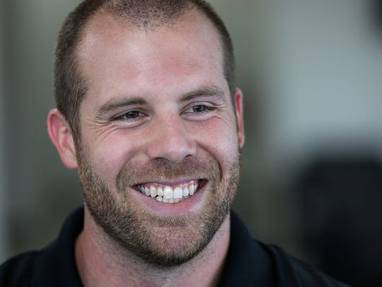 Jason Seaman, the teacher who intervened to help stop
