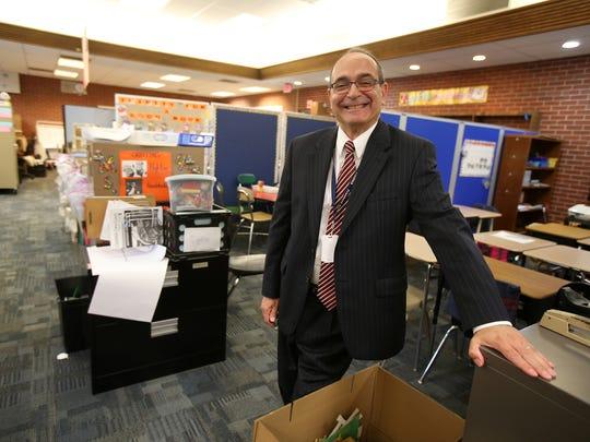 Freehold Borough schools Superintendent Rocco Tomazic