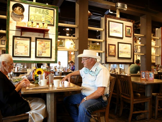 No. 6: Cracker Barrel Old Country Store, a Southern