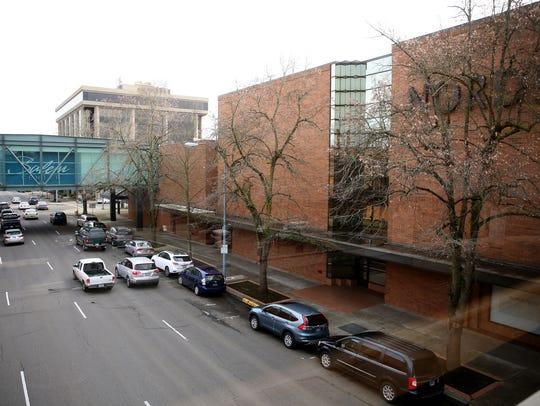 Nordstrom at the Salem Center Mall closed April 6.
