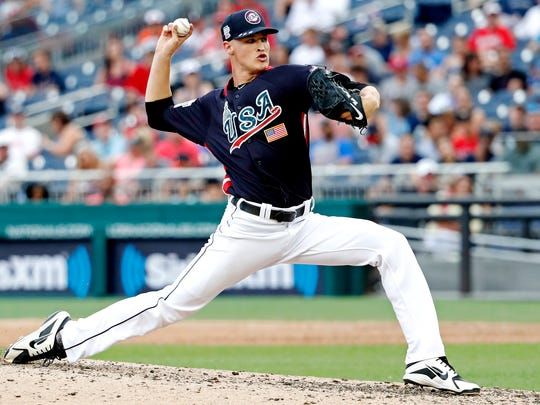 4. Tigers starting pitcher Matt Manning. Age: 20. Year:
