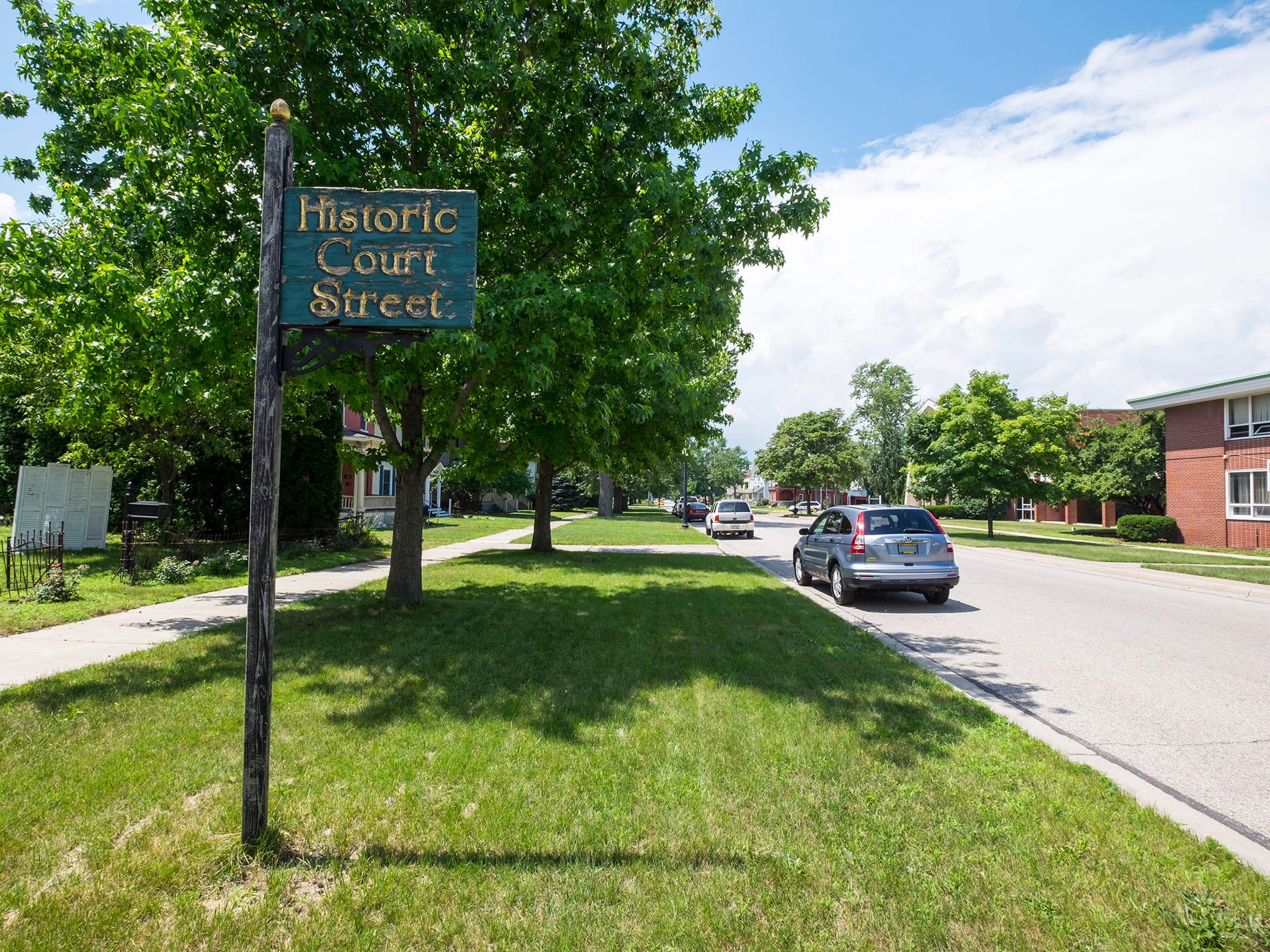 An area bordered by Seventh, Tenth, Griswold and Wall streets was rezoned single-family residential in 2018. It's a district that includes the First Congregational Church, 723 Court St., where the Center of Port Huron leases space.