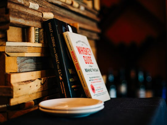 If you're struggling to find a proper drink pairing, don't worry—Tannin has a few books to help guide you in the right direction.