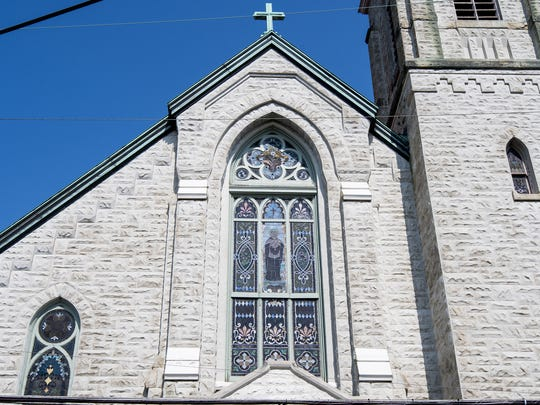 The original San Carlos Borromeo Catholic Church building, Carthage, dedicated in 1894, has no air conditioning, inadequate restrooms, a leaky roof and needs a new heating system.