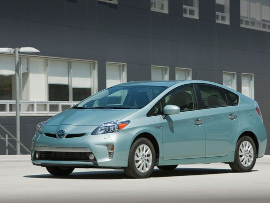 2012, 2013, 2014 and 2015 Toyota Prius Plug-in Hybrid