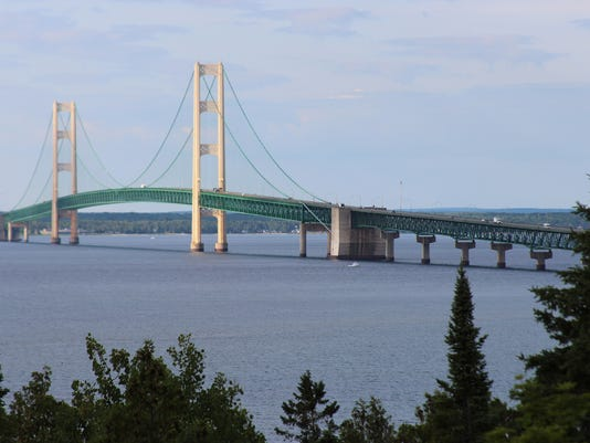 Enbridge Mackinac straits pipeline
