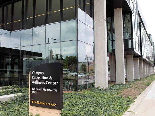 University of Iowa Campus Recreation and Wellness Center