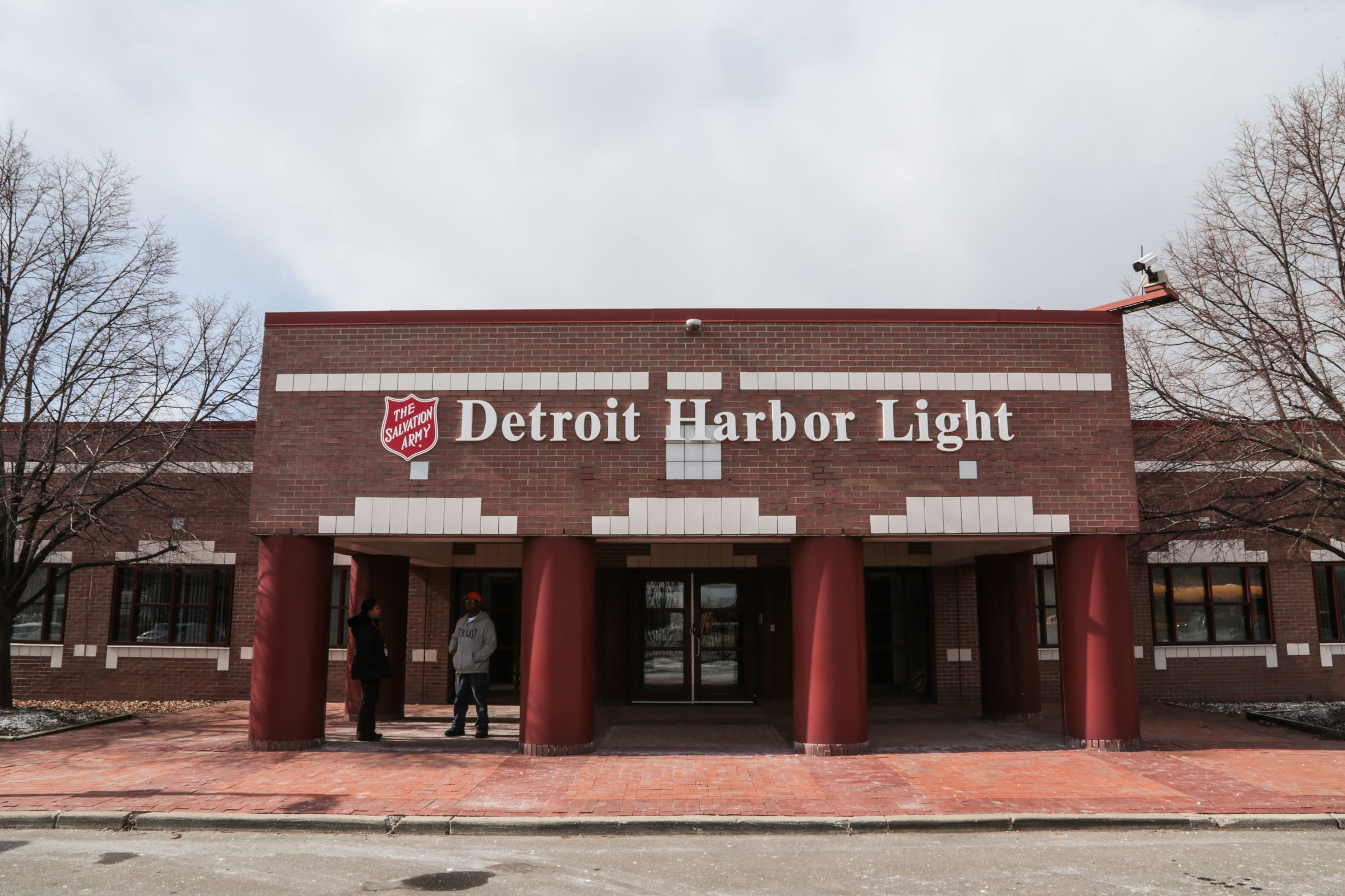The Salvation Armyu0027s Harbor Light Center In Detroit