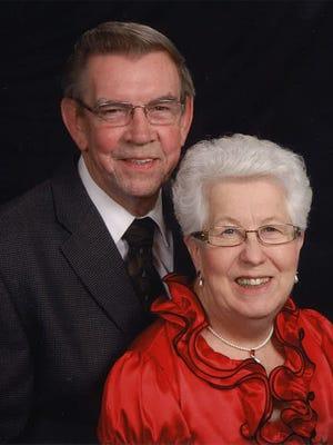 50th Anniversary: Bernard & Carol Koopmeiners