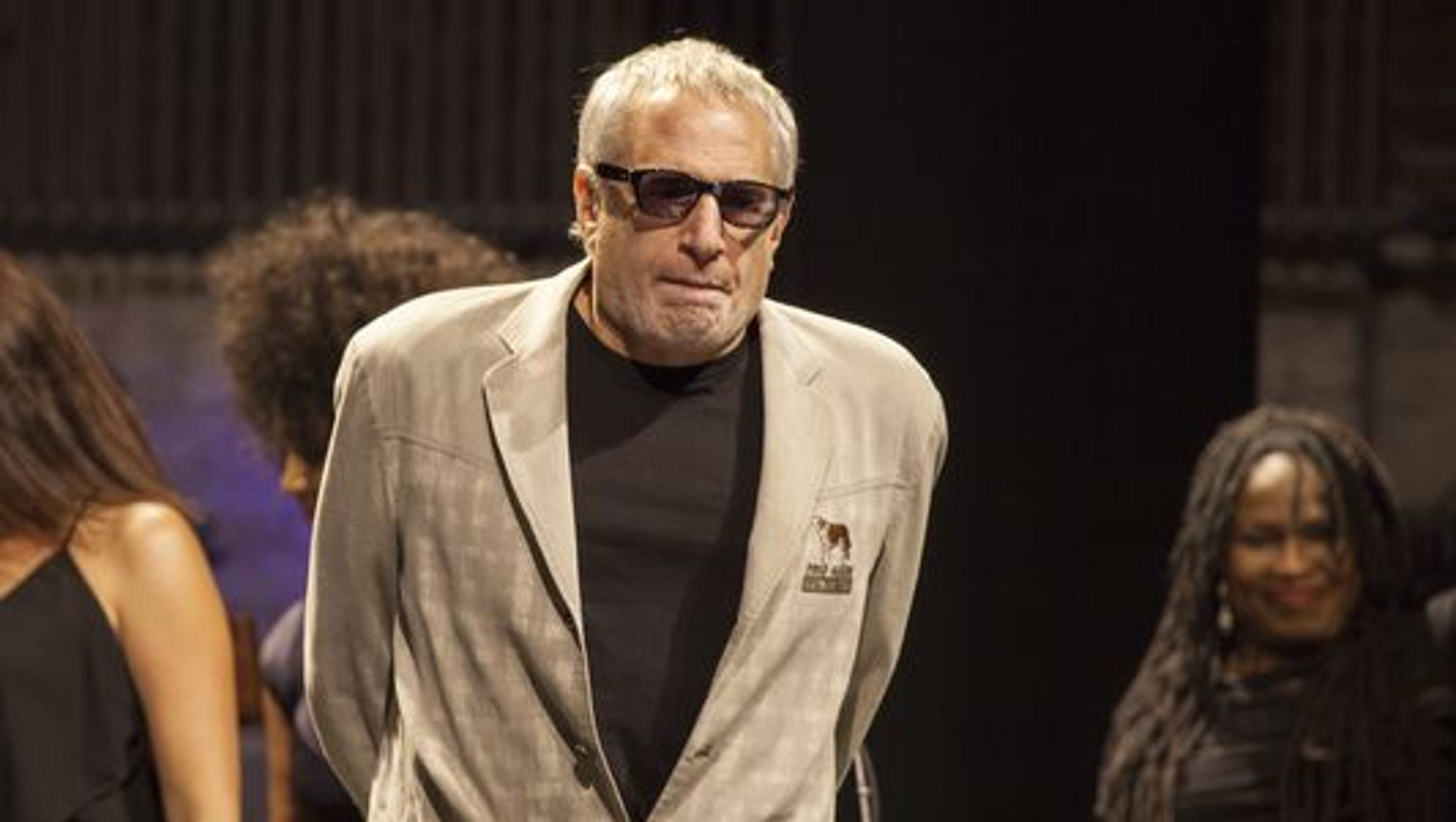 Steely dan 39 s donald fagen kicks off tour with ulster musicians for Dan s