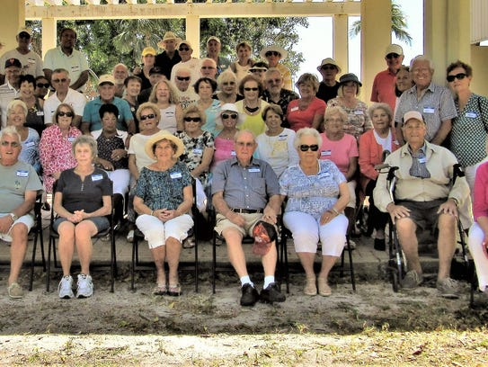 Mackle Park played host for the Bocce picnic to end
