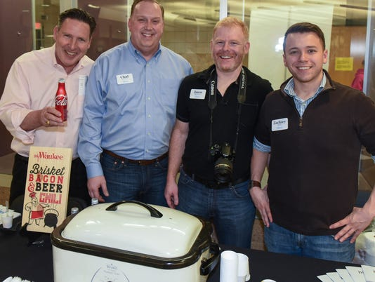 What's Cookin' in Waukee: A Business Expo and Tasting Experience