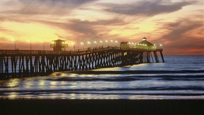 Imperial Beach Pier Plaza is a popular locale for events, from a farmers market to the upcoming Sun & Sea Festival.