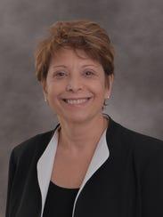 Dorothy Escribano, interim president, vice president