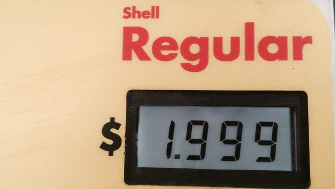 Regular unleaded gas will soon surpass $2 a gallon, industry experts say.