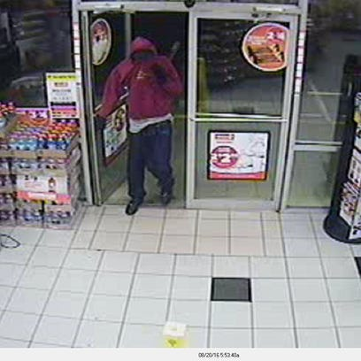 Tallahassee Police are looking for the man in the hoodie,