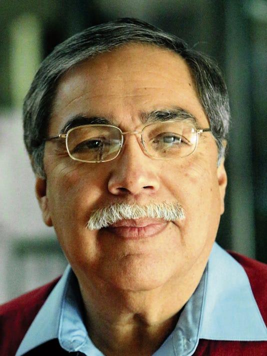 Rudy Gutierrez—El Paso Times Sotero Ramirez, YISD District 6 candidate.