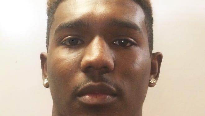 Collingswood senior fullback/linebacker Dashon Burdett