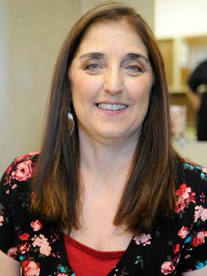 Daily Tribune reporter Deb Cleworth had a makeover at The Salon@MSTC.