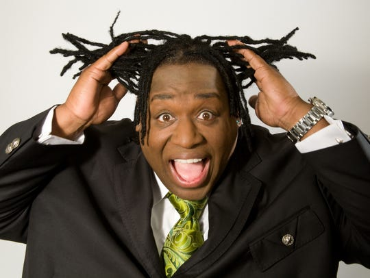 Stand-up comedian Bruce Bruce will play Chuckles Comedy House in Cordova this weekend.