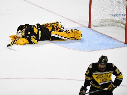 Michigan Tech hockey, Patrick Munson