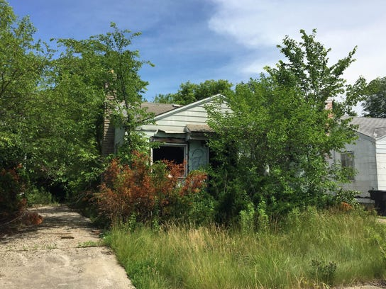 This house on Bloom is listed for just $500, but the