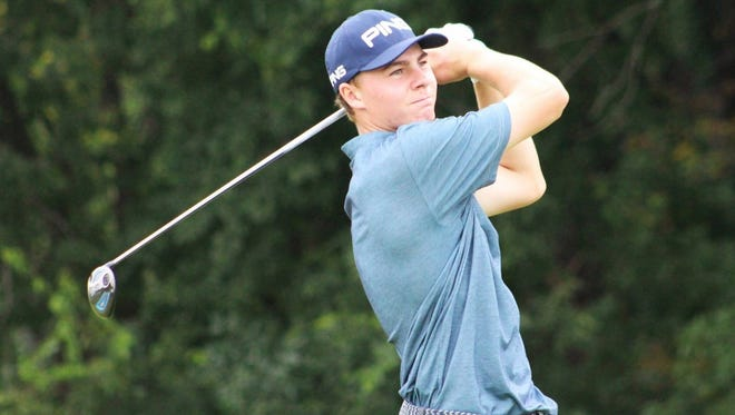 Manogue senior Ollie Osborne won a national junior golf tournament Thursday in Dallas