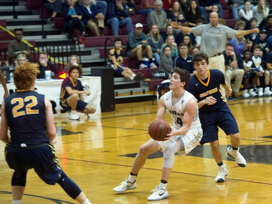 GB Vs. Navarre Basketball