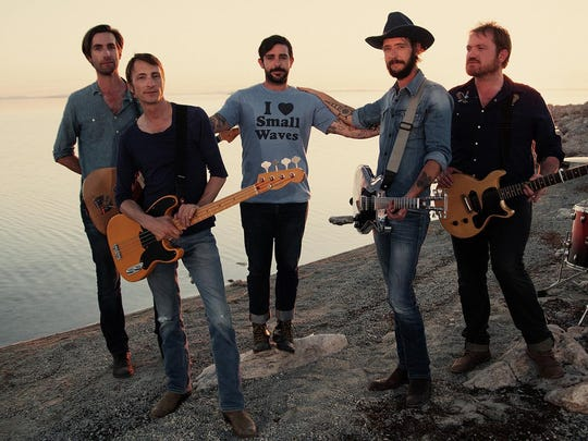 The personnel lineup has shifted a bit but the critically acclaimed Band of Horses will saddle up on Thursday at The Moon.