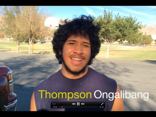 Thompson Ongalibang
