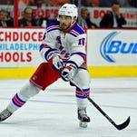 Gross on NHL: Rangers finally make a big off-season deal