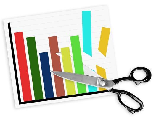 Generic Stock Image - Budget Cuts