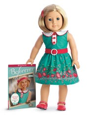 Who S That Girl See All Historic American Girl Dolls