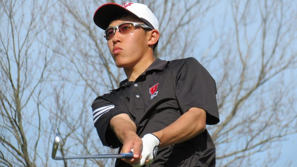 Westwood senior Christopher Lee won the state Group