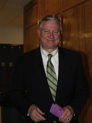 Interim Katonah -Lewisboro Superintendent John Goetz