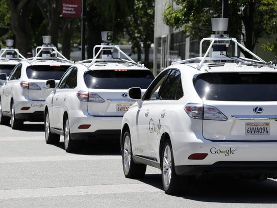 Google has been testing self-driving car technology