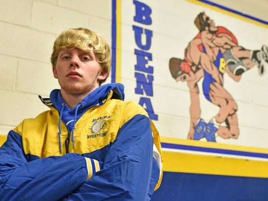 Buena's Jake Maxwell eyes another podium trip