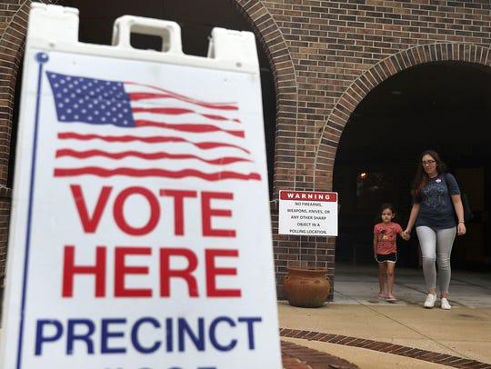 En Florida -al igual que Arizona- la gente sale a votar.